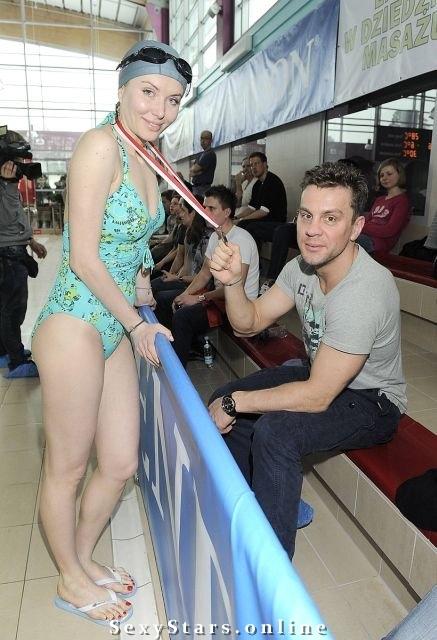 Агата Залецка голая. Фото - 8