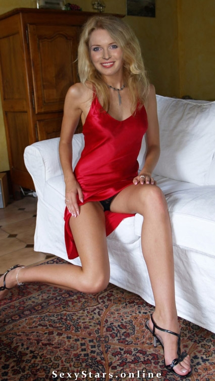 Агнешка Цегельска голая. Фото - 1