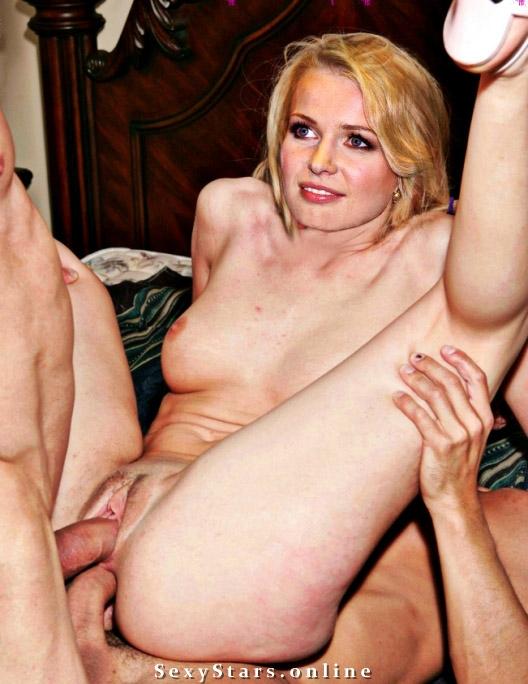 Агнешка Цегельска голая. Фото - 3