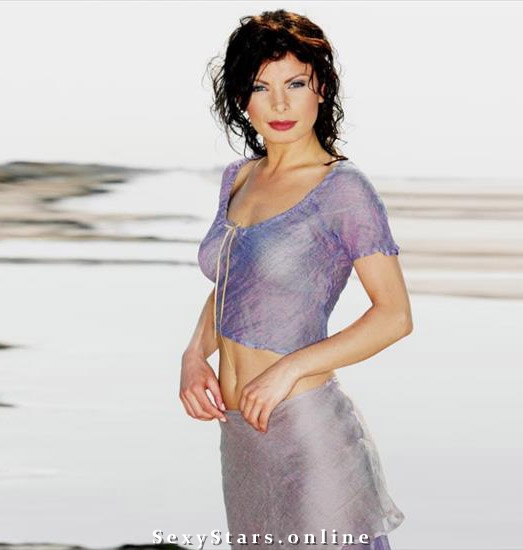 Agnieszka Dygant nahá. Fotka - 13