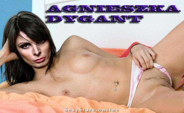 Agnieszka Dygant nahá. Fotka - 17