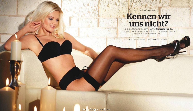 Agnieszka Hendel Nackt. Fotografie - 6