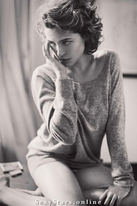 Александра Хамкало голая. Фото - 11