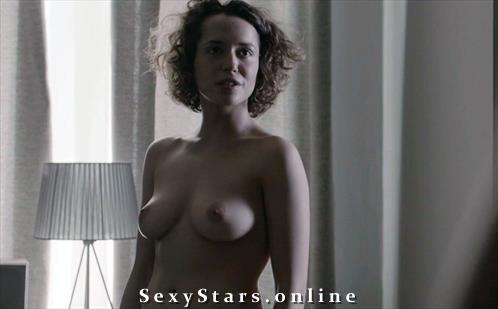 Александра Хамкало голая. Фото - 5
