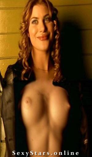 Александра Кисио голая. Фото - 4