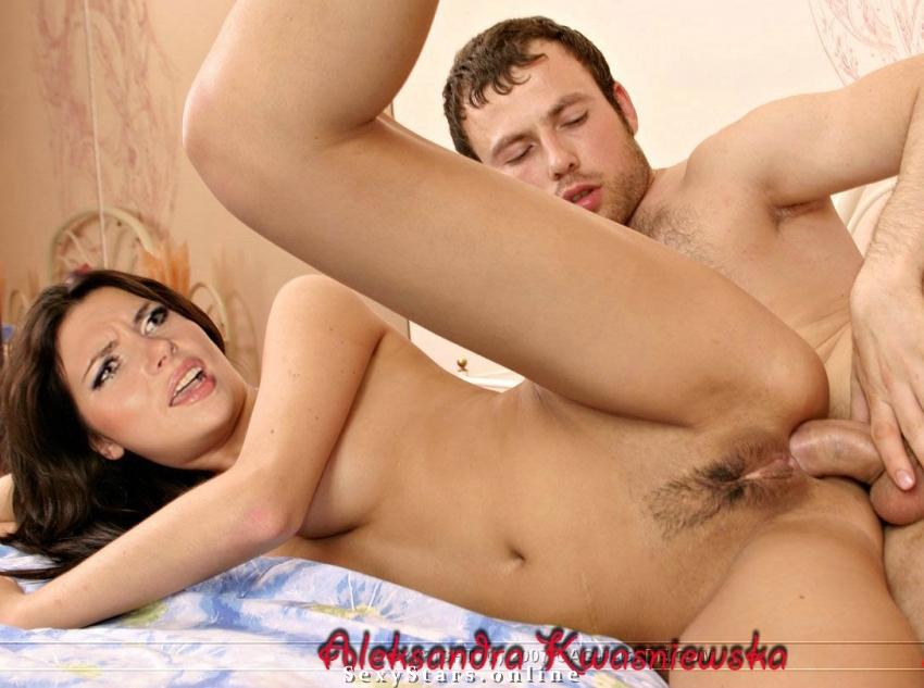 Александра Квасьневска голая. Фото - 10