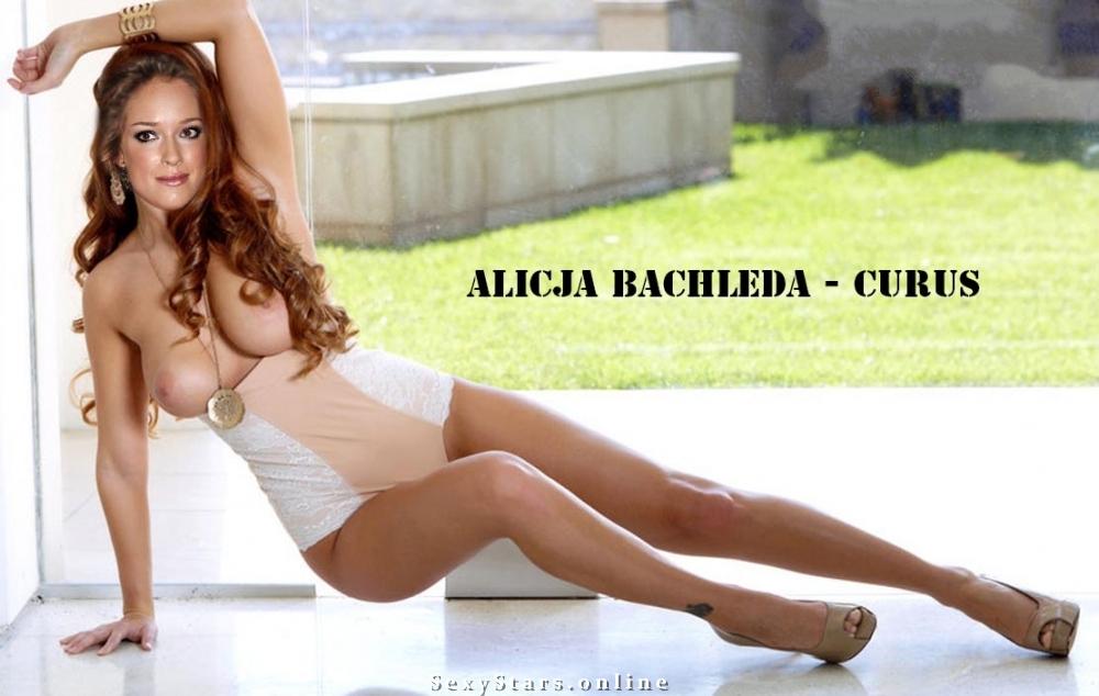 Alicja Bachleda-Curuś nahá. Fotka - 4
