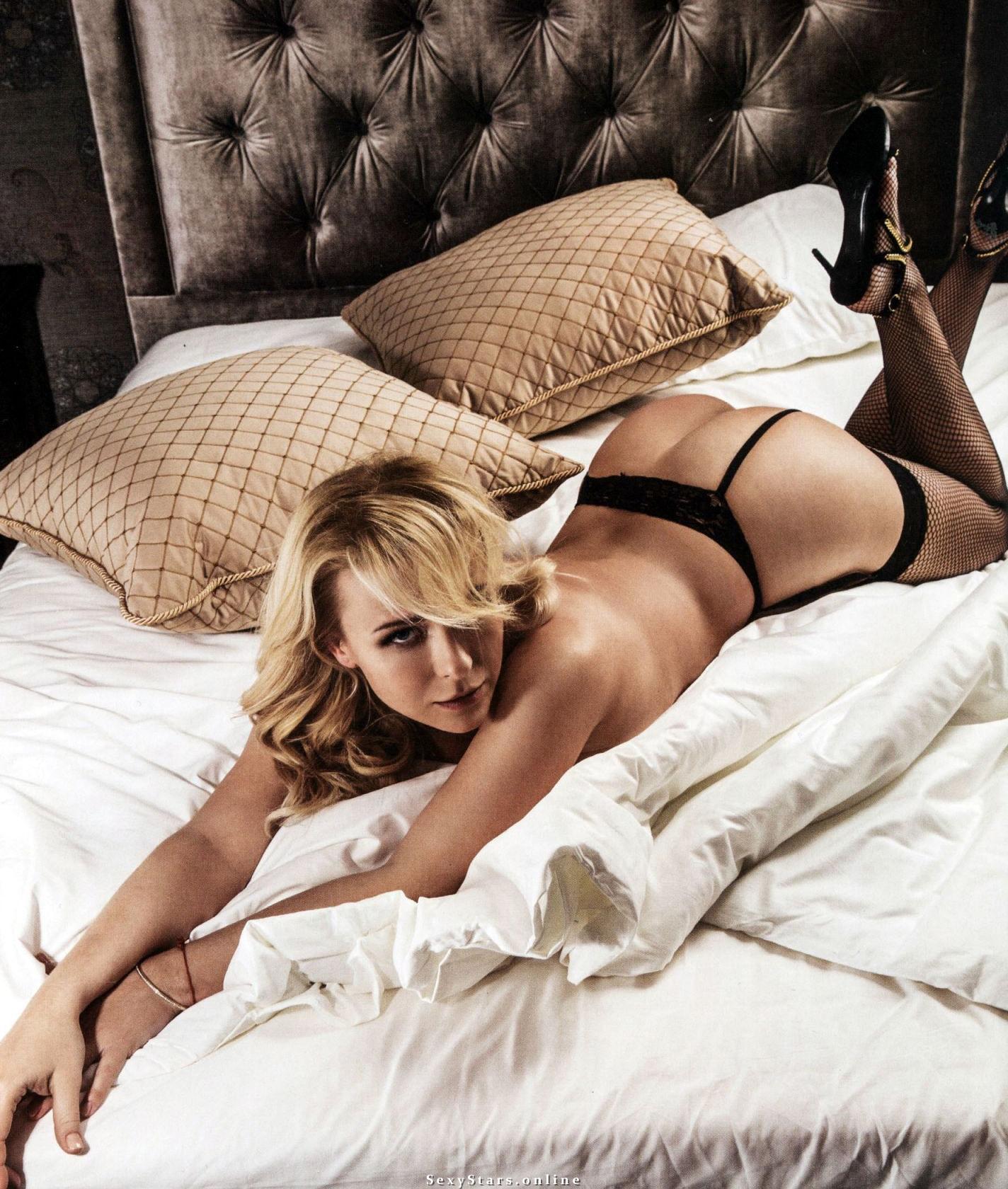 Анэта Заяц голая. Фото - 20