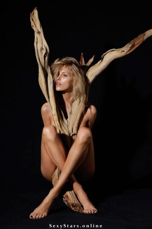Anja Rubik Nackt. Fotografie - 41