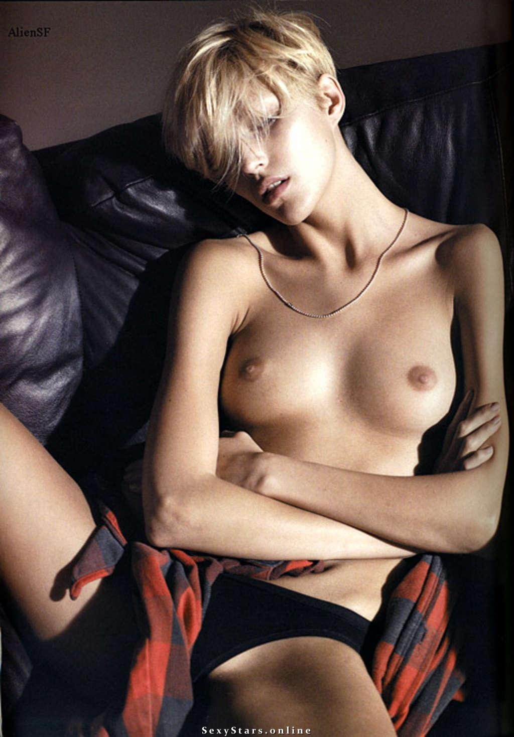 Anja Rubik Nackt. Fotografie - 77