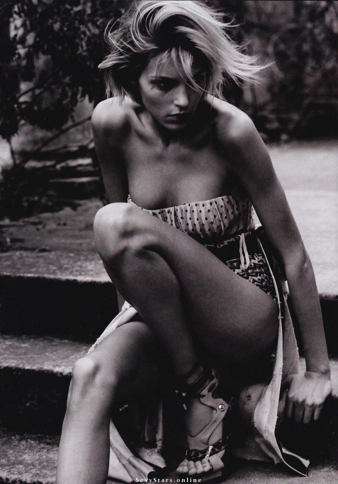 Anja Rubik Nackt. Fotografie - 80