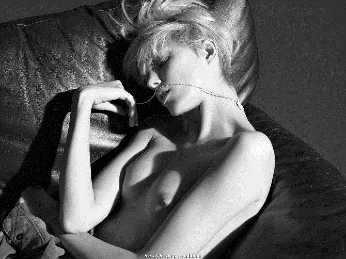 Anja Rubik Nackt. Fotografie - 87