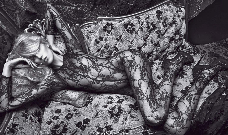 Anja Rubik Nackt. Fotografie - 89