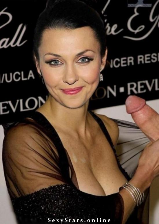 Анна Попек голая. Фото - 1