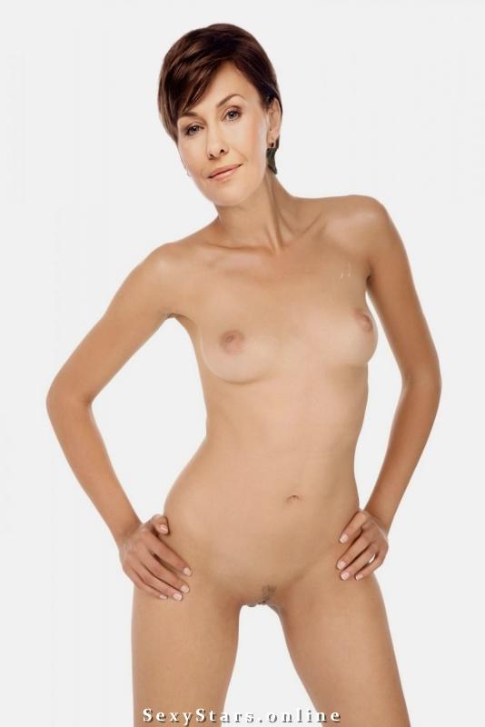 Анна Попек голая. Фото - 10
