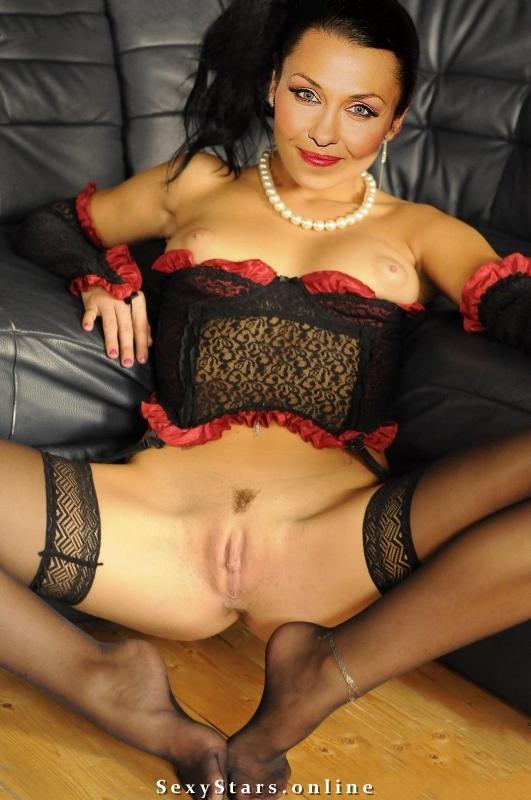 Анна Попек голая. Фото - 12