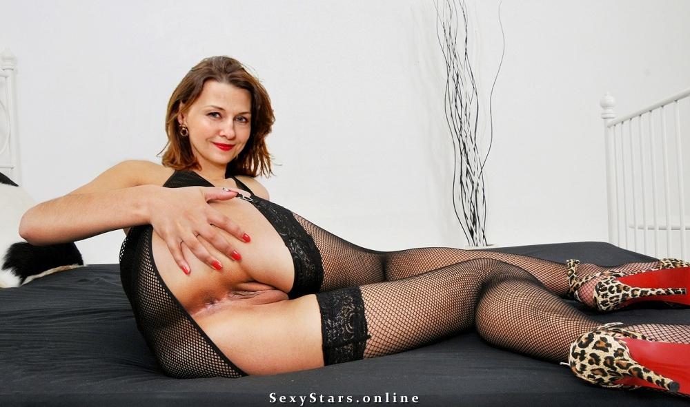 Анна Попек голая. Фото - 20