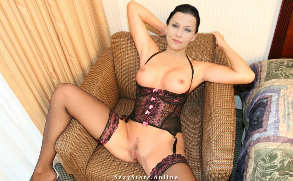 Анна Попек голая. Фото - 25