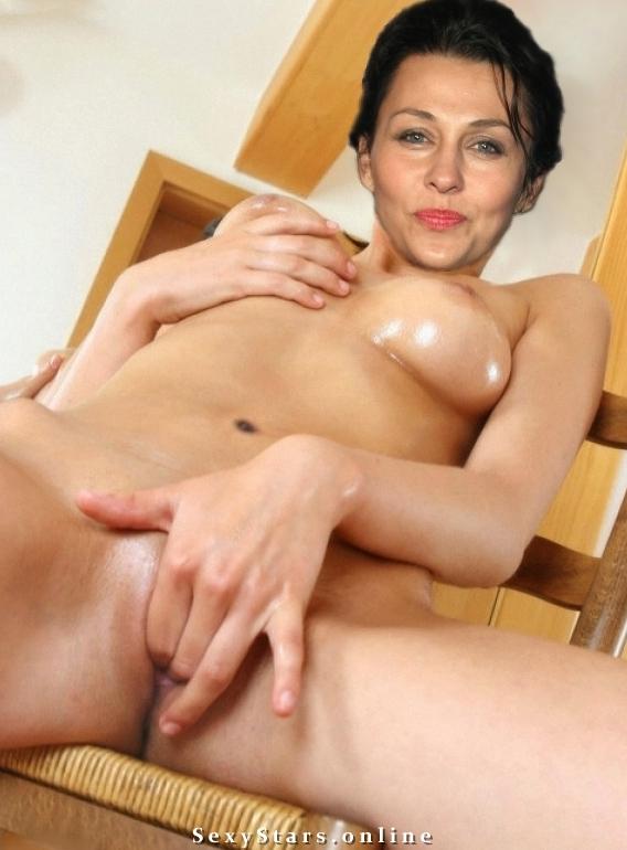 Анна Попек голая. Фото - 26