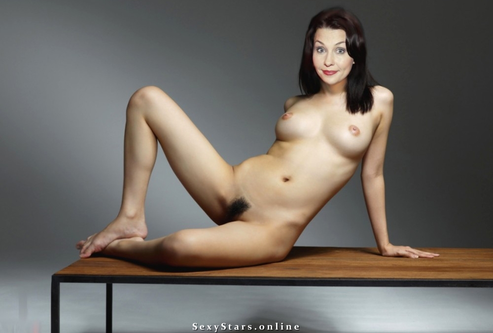 Анна Попек голая. Фото - 39
