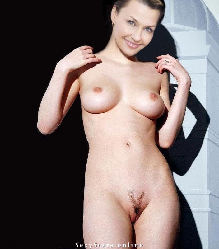 Анна Попек голая. Фото - 48