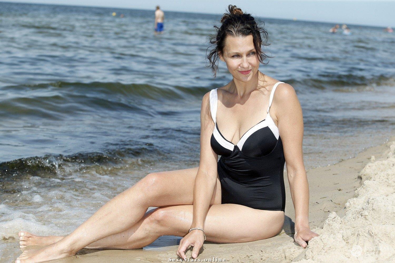 Анна Попек голая. Фото - 54