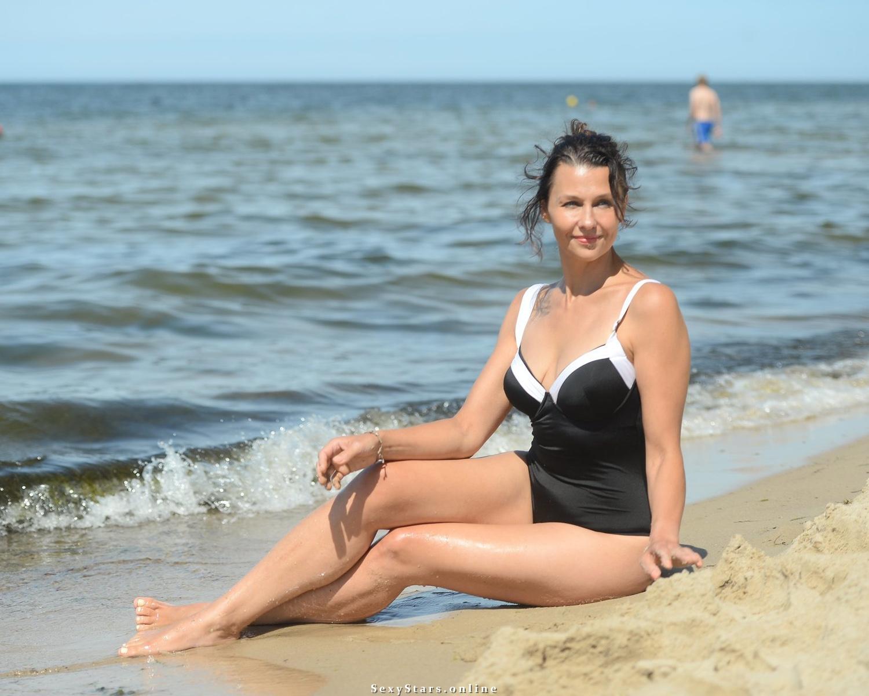 Анна Попек голая. Фото - 55