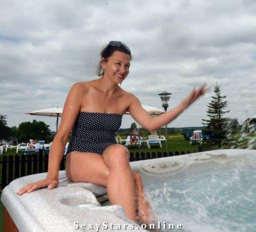 Анна Попек голая. Фото - 73