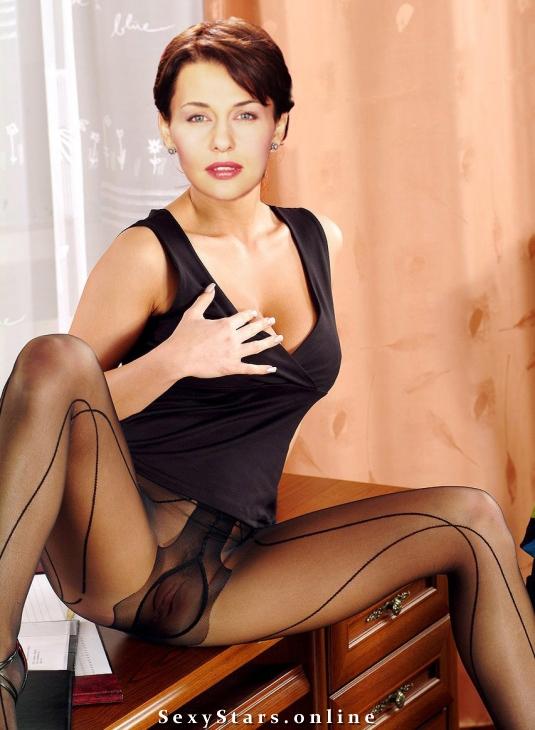 Анна Попек голая. Фото - 8