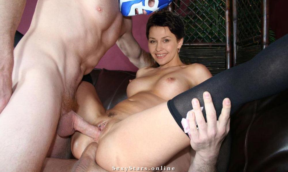Анна Попек голая. Фото - 9