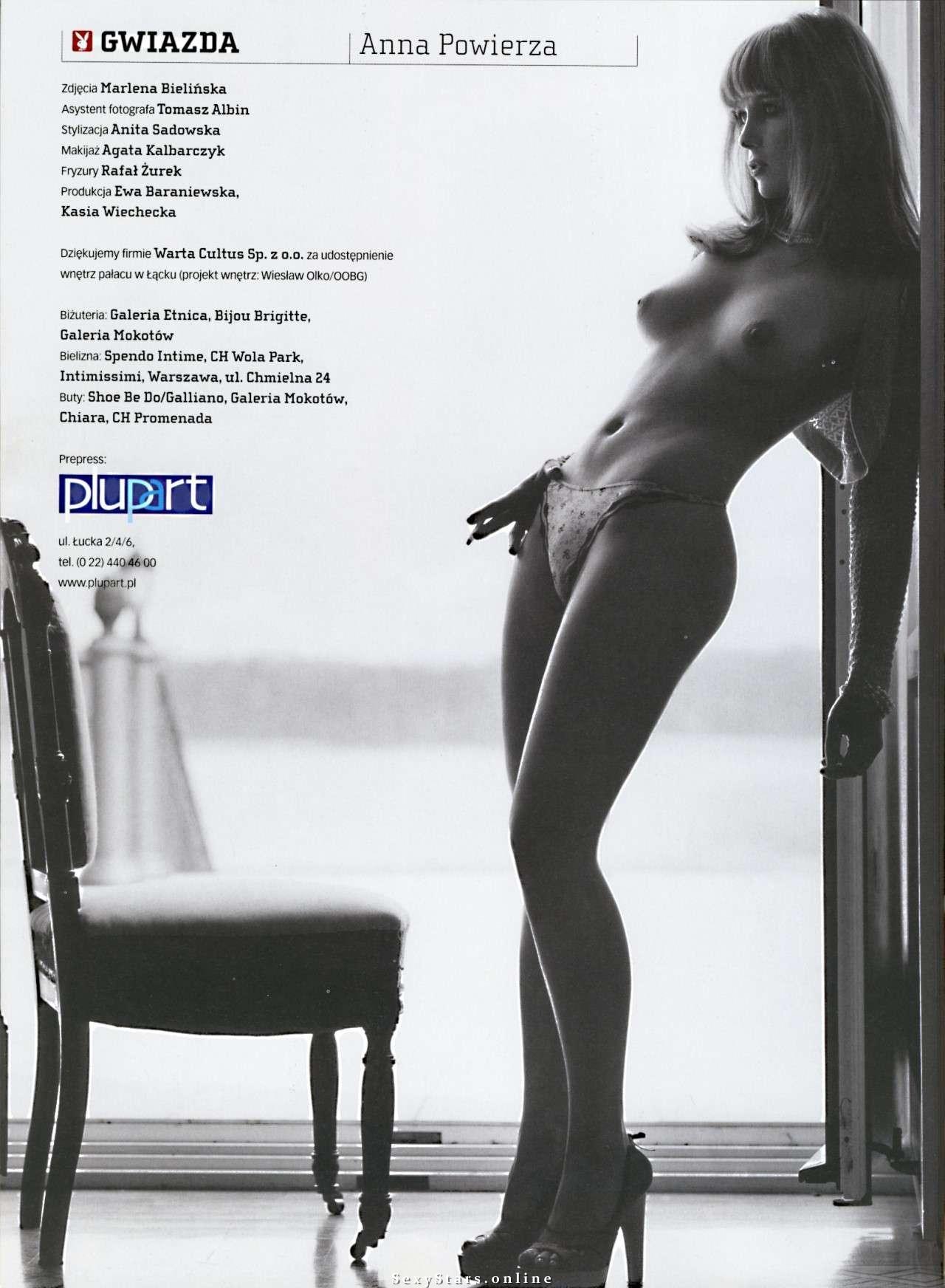 Анна Повежа голая. Фото - 15