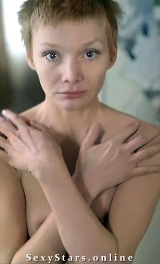 Anna Prucnal nahá. Fotka - 2