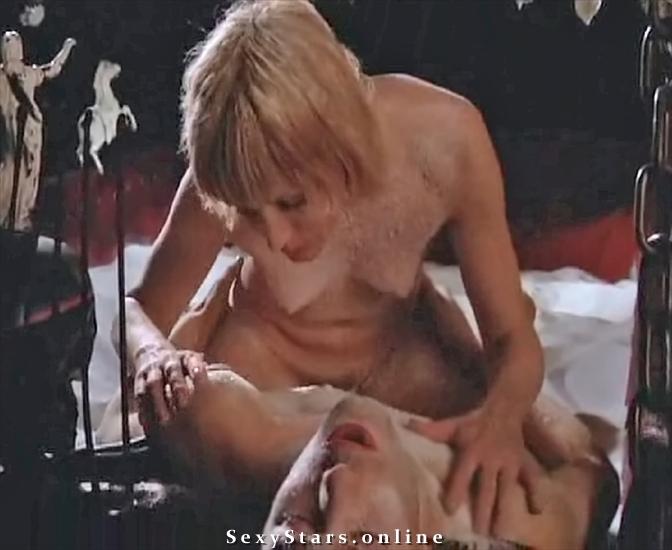 Anna Prucnal nahá. Fotka - 5