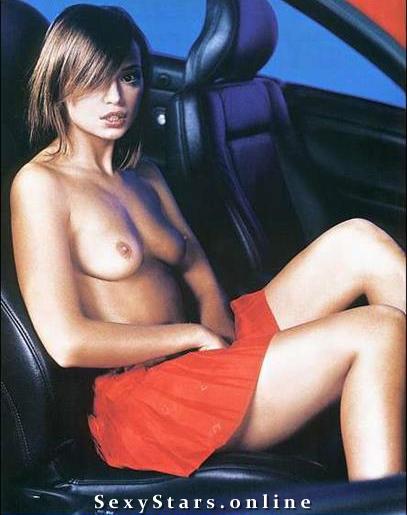 Анна Пшибыльска голая. Фото - 10