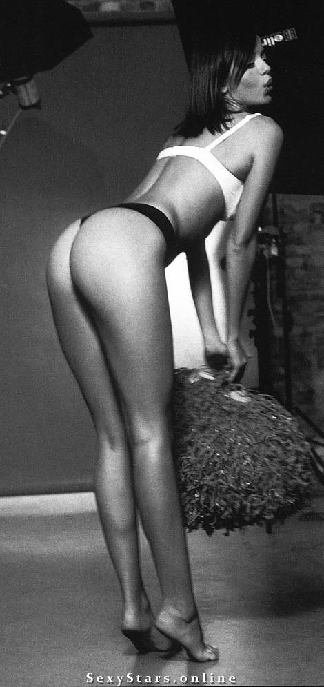 Анна Пшибыльска голая. Фото - 14