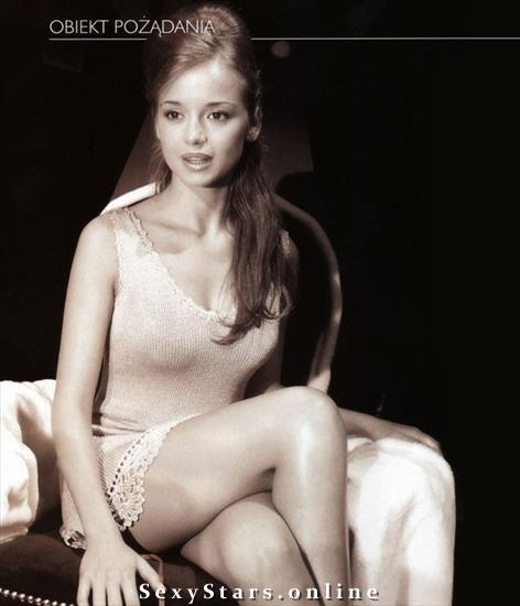 Анна Пшибыльска голая. Фото - 15