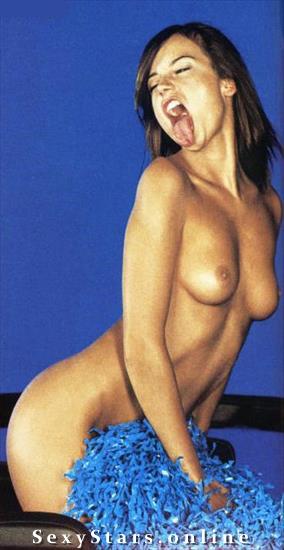 Анна Пшибыльска голая. Фото - 2