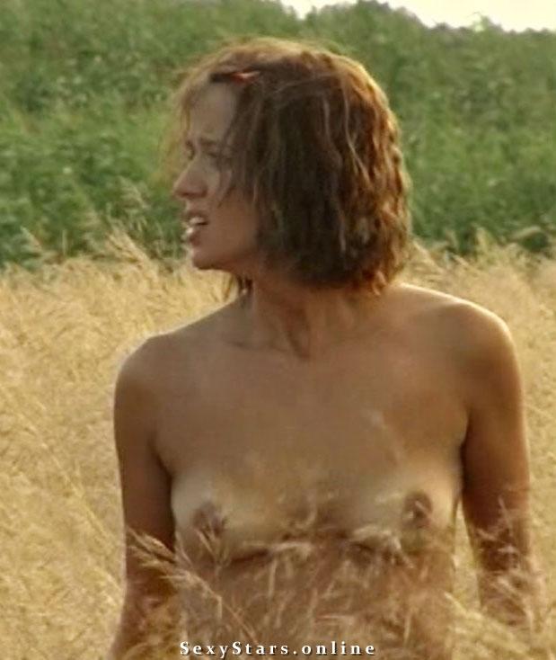 Анна Пшибыльска голая. Фото - 36