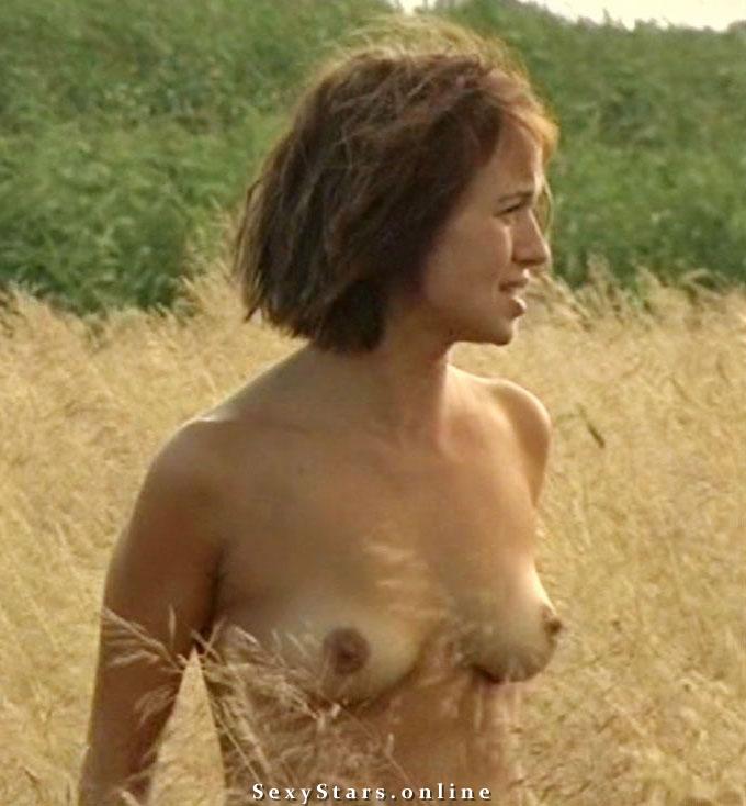 Анна Пшибыльска голая. Фото - 39