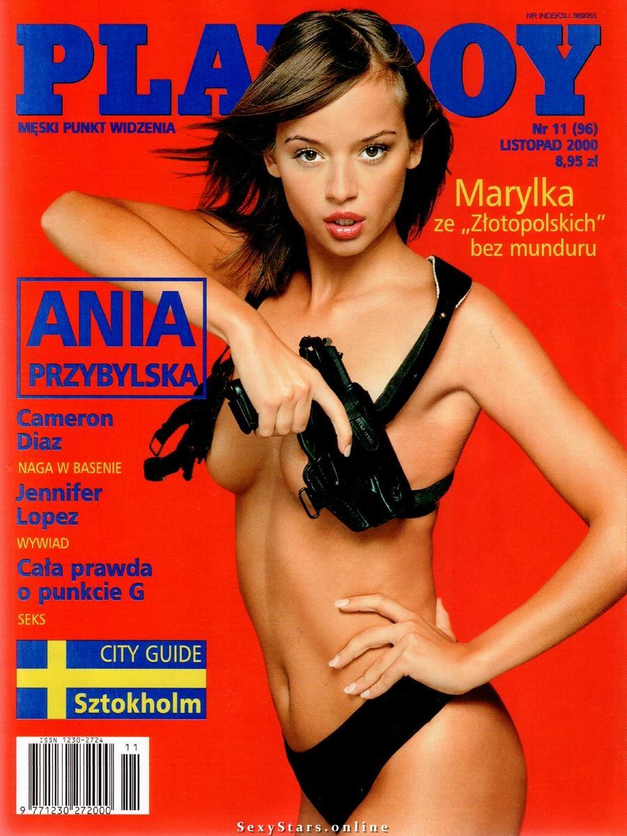 Anna Przybylska nahá. Fotka - 53
