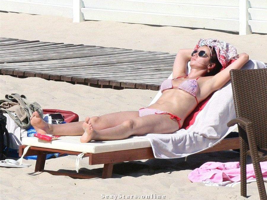 Анна Пшибыльска голая. Фото - 54