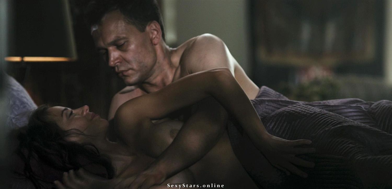 Анна Пшибыльска голая. Фото - 63