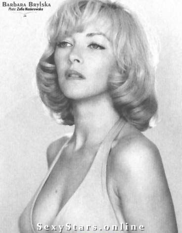 Барбара Брыльска голая. Фото - 2