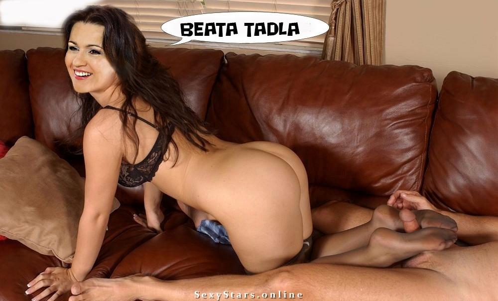 Беата Тадла голая. Фото - 38