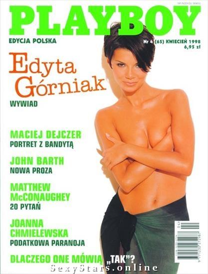 Эдита Гурняк голая. Фото - 42