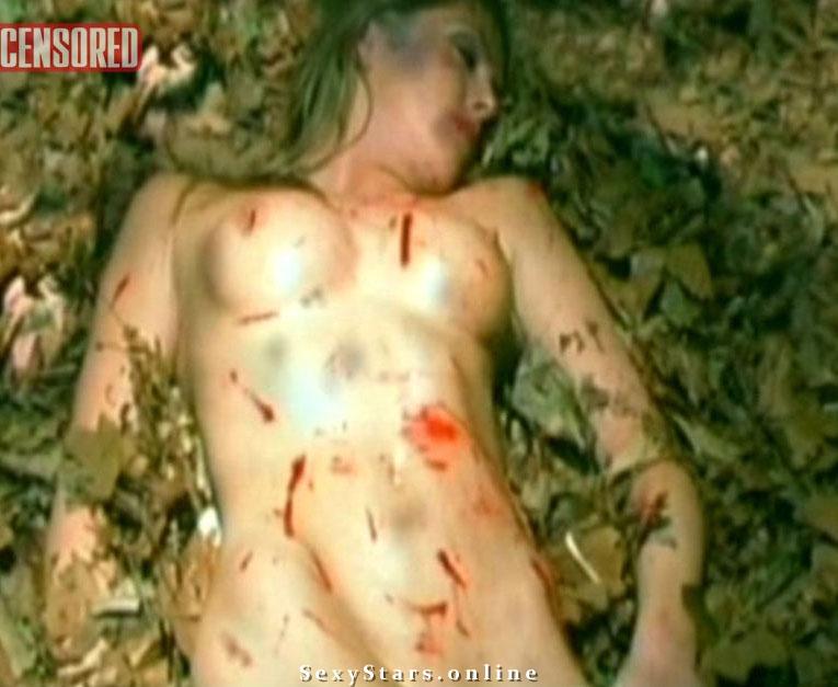 Eliza Borecka  nackt