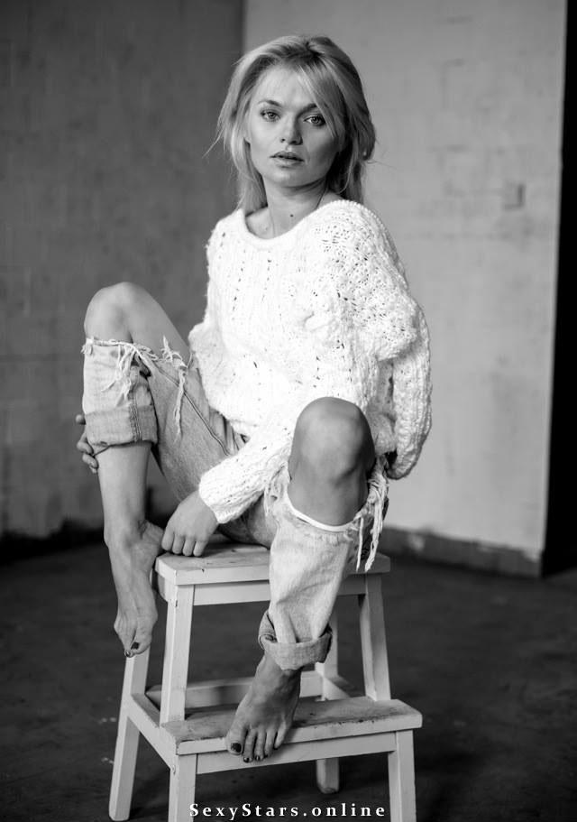 Emilia Komarnicka-Klijnstra nahá. Fotka - 11