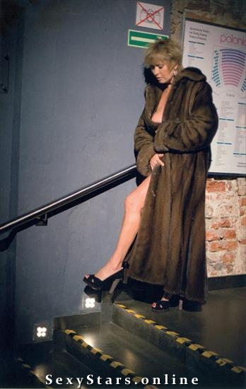 Эва Каспшик голая. Фото - 10
