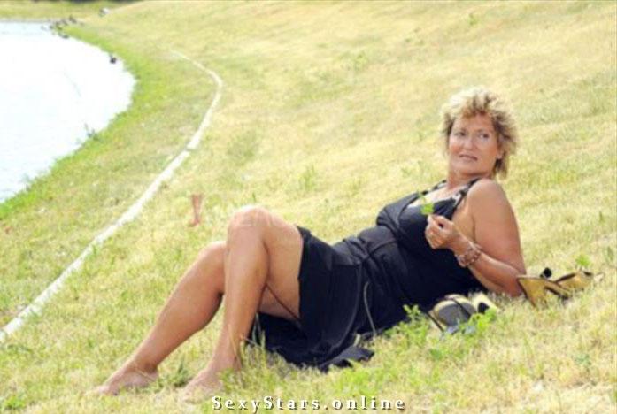 Эва Каспшик голая. Фото - 8