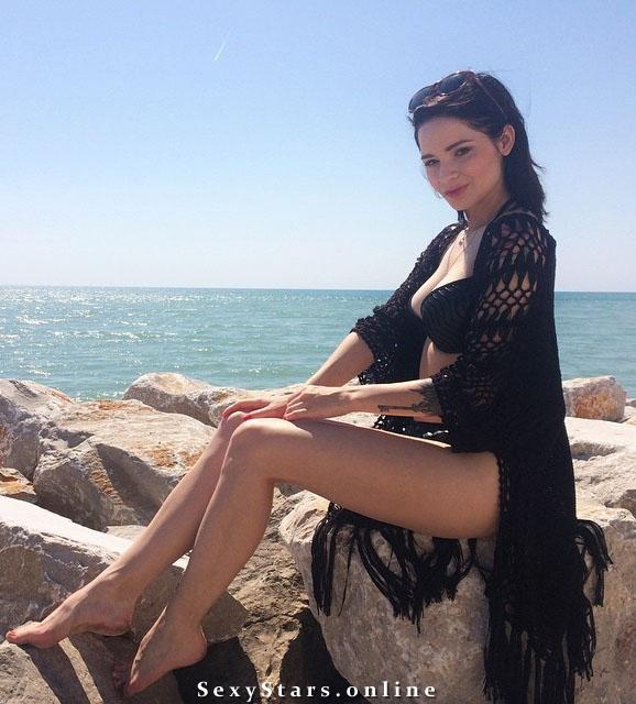 Эвелина Лисовска голая. Фото - 19